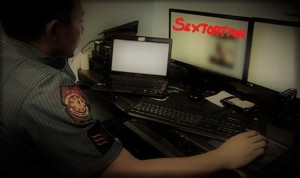 sextortion blackmail